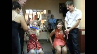 Funny Russian Wedding Games
