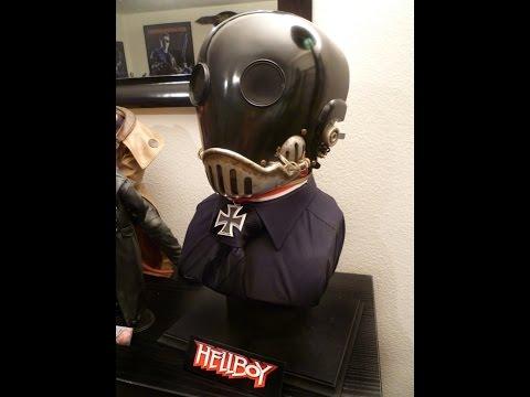 Kroenen - Hellboy  Lifesize Bust - Custom Piece