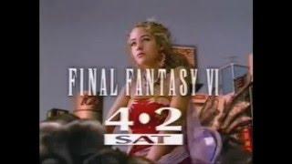 FF6 CM 声入りメインテーマ フルバージョン 【歌】