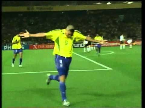 ロナウドベストゴール Ronaldo 9 Most Beautiful Goals(selected by Yahoo Brasil)