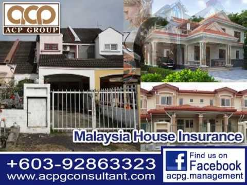 Malaysia Home Robbery Insurance arranged by ACPG Management Sdn Bhd