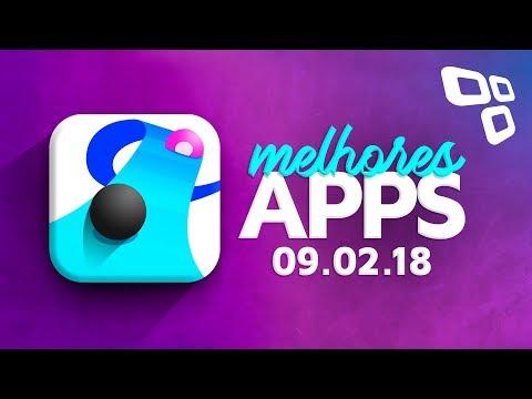Melhores Apps da Semana para Android e iOS - Review (09/02/2018) - TecMundo