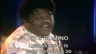 Watch Fats Domino Sleeping On The Job video