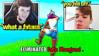 BUGHA *ROASTS* FaZe MONGRAAL 16 Minutes STRAIGHT... (Fortnite)