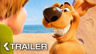 SCOOB! - 4 Minutes Trailers Compilation (2020)