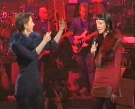 Maria de Medeiros & Enzo Enzo, mon homme 22/04/98