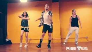 Robin Thicke - Blurred Lines ft. T.I. Pharrell - Choreography by RiSE