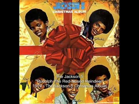 Jackson 5 - Rudolph The Red - Nosed Reindeer