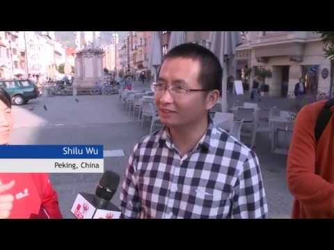 US American and Chinese views on Europe