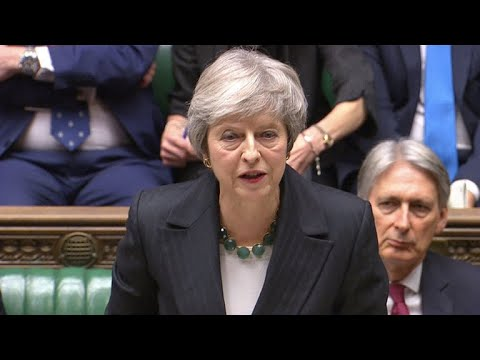 British PM seeks to delay key vote, leaving Brexit up in the air