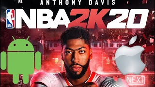 NBA 2K20 MOBILE NEWS - 2K20 Release Date & Cover Athletes!!