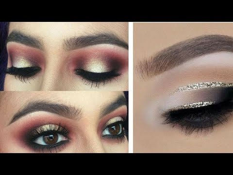 Easy Natural Eye Makeup Tutorial |Eyebrow Tutorial for Beginners Everyday(part-6)