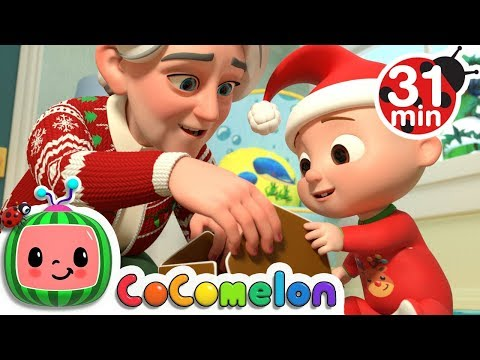 Christmas songs for kids  More Nursery Rhymes  Kids Songs - CoCoMelon