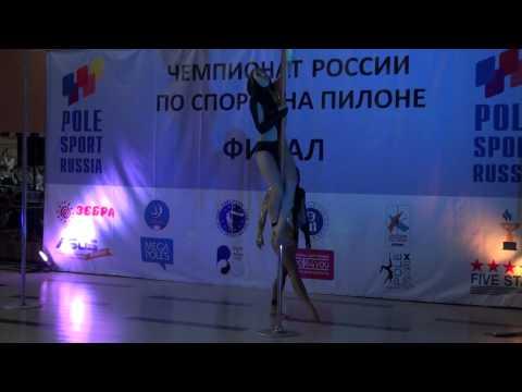 Pole Sport Russia 2012   Duet