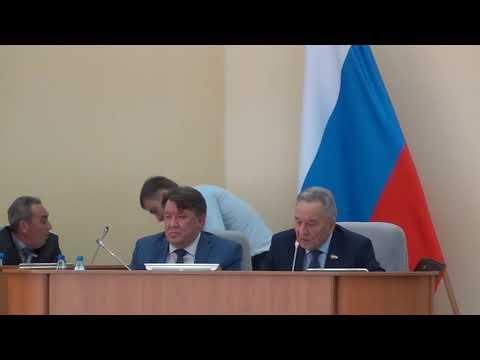 Депутаты ВС РХ выбрали Альбертыча председателем бюджетного комитета