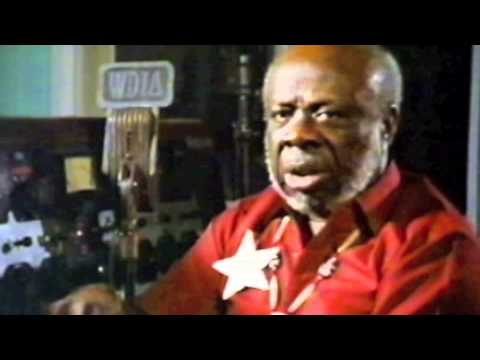 Rufus Thomas - Pink Pussycat Wine - 1950s Ad On Wdia Radio video
