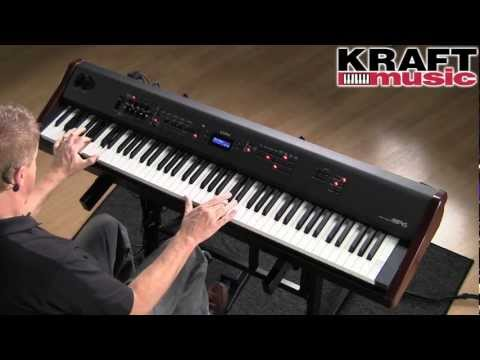 Kraft Music - Kawai MP6 Digital Stage Piano Demo with Sean O Shea