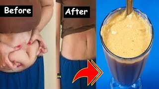 How To Lose Weight In 7 Days || Remove Fat To Get A Flat Stomach  & Cleanse Your Colon at Home