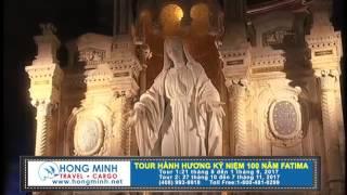 Hong Minh Travel Tour Hành Hương Kỷ Niệm 100 Năm Fatima