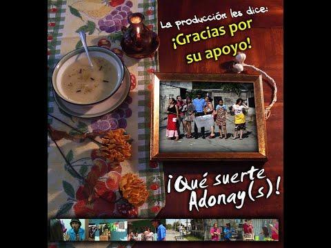 ¡Qué Suerte Adonay(s)! - Película Hondureña