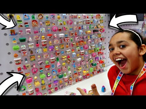 NEW Shopkins Season 10 Full Collection Mystery Blind Bags Mini Packs