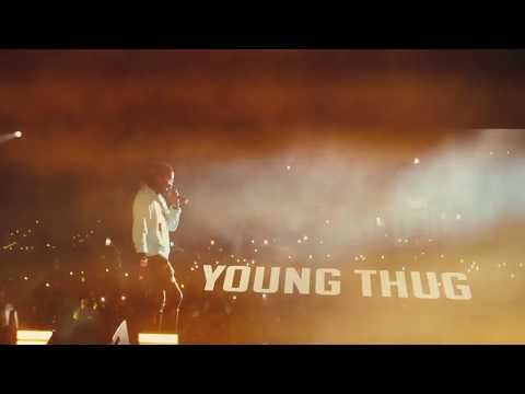 Young Thug Rolling Loud Los Angeles 2018