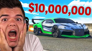 Customizing The NEW $10,000,000 SUPERCAR! (GTA 5 DLC)