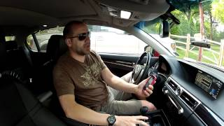 Part 3 of 3 - 2013 Lexus GS350 AWD Test Drive and Review - Technology and Infotainment