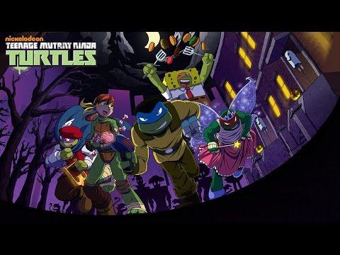 NEW 2014 Teenage Mutant Ninja Turtles Trick or Treat Tussle - Baby Movie Game - Dora The Explorer