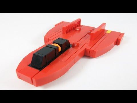 Lego Transformers #79 - Straightedge
