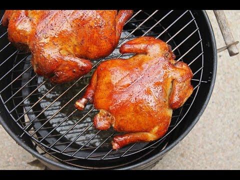 Как сделать маринад для копчения курицы