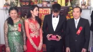 Rạch Giá đám cưới Công Vinh Thuỷ Tiên 6