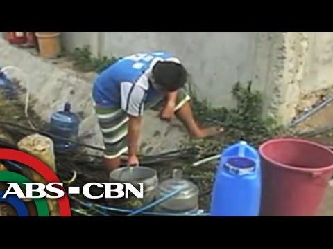 Water Rationing Sa Zamboanga video