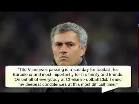 Tito Vilanova has died at age 45