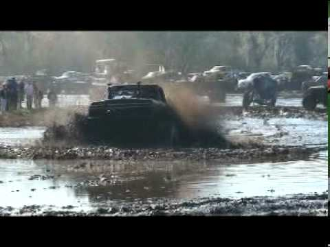 Big Nasty Monster Mud Truck Video