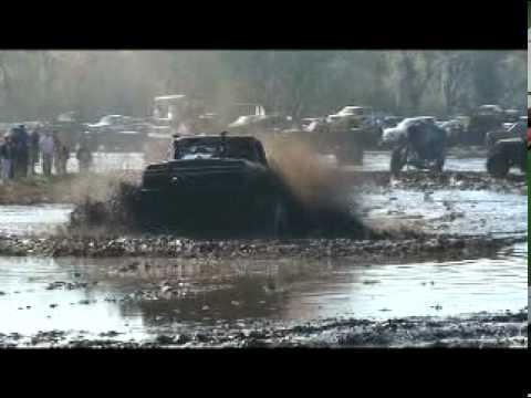 Big Nasty Monster Mud Truck Video