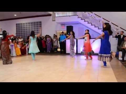 Cousins Dance for Kesha and Bhavin