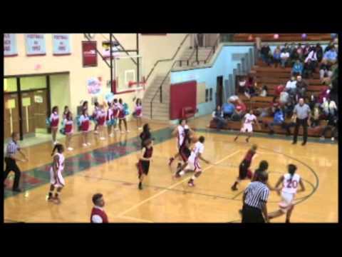 Allison Butler (#33) - Basketball Recruiting Video  (Bishop Luers High School)