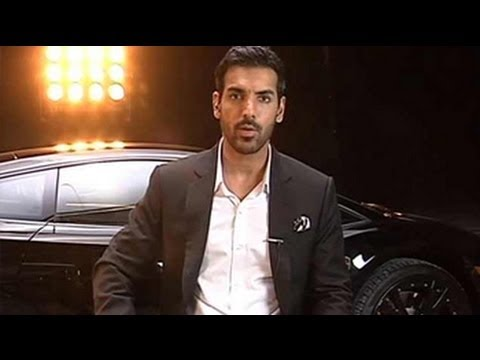 John Abraham, the supercar guy