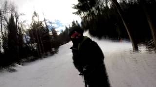 GoPro: Skiing Day