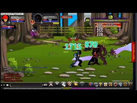AQW XP and Gold farming Fall 2013