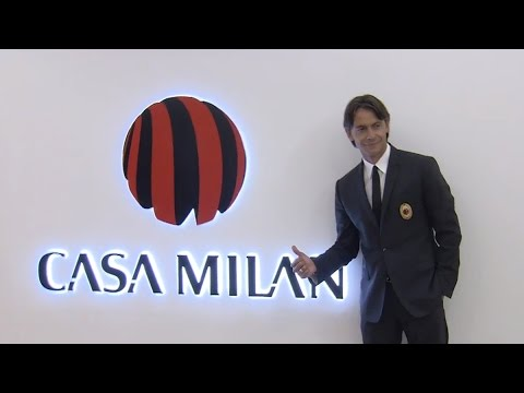 The new season at Casa Milan Village | AC Milan Official