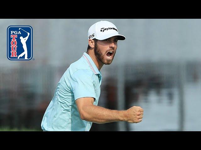 Matthew Wolffвs top shots from the 2018-19 PGA TOUR Season non-majors