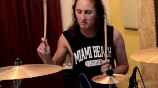DAYDREAM XI Bruno Giordano - A Cup Of Agony (Drum Playthrough)