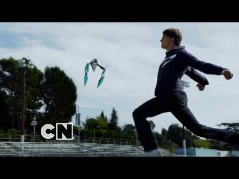 Cartoon Network Brasil HD: Max Steel [Promo]