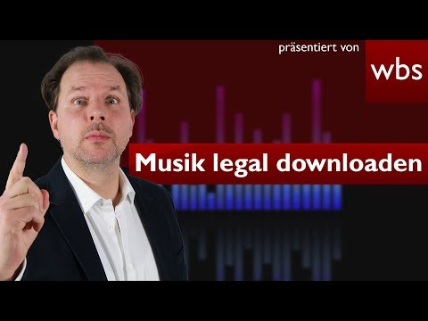 YouTube Musik legal downloaden - Tipps der Kanzlei Wilde Beuger & Solmecke Köln