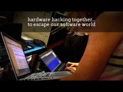 SudoRoom Hardware Hack Night - Electric Van
