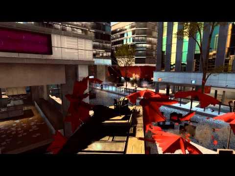Only In Battlefield 4: Rooftop Tank