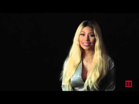 Nicki Minaj - TIME 100 Interview