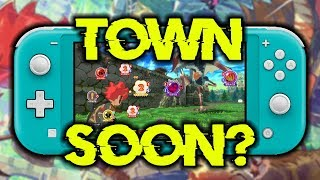 TOWN Gets A NEW Name for Nintendo Switch?! Coming Out Soon?!
